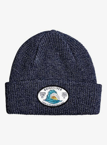 Boy's 2-7 Performed Patch Cuff Beanie