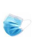 3-Ply Fluid Resistant Mask - Type IIR (Ear Loop)