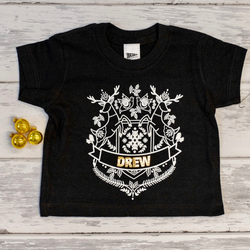 Holiday 2019 Custom T-shirt - Babies