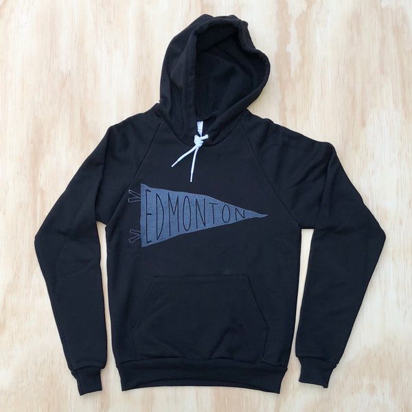 EDMONTON Community Hoodie Sweatshirt - Discontinued XS + MD Only