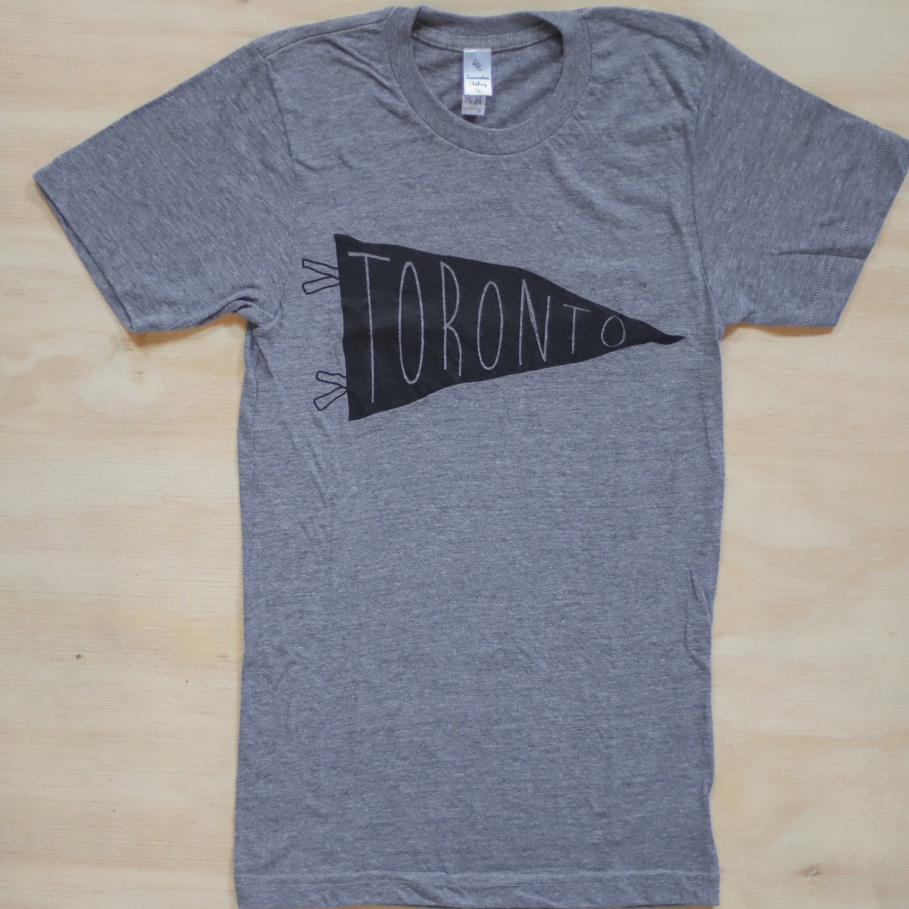 TORONTO Community Tee- Mens Overstock XS + XL ONLY