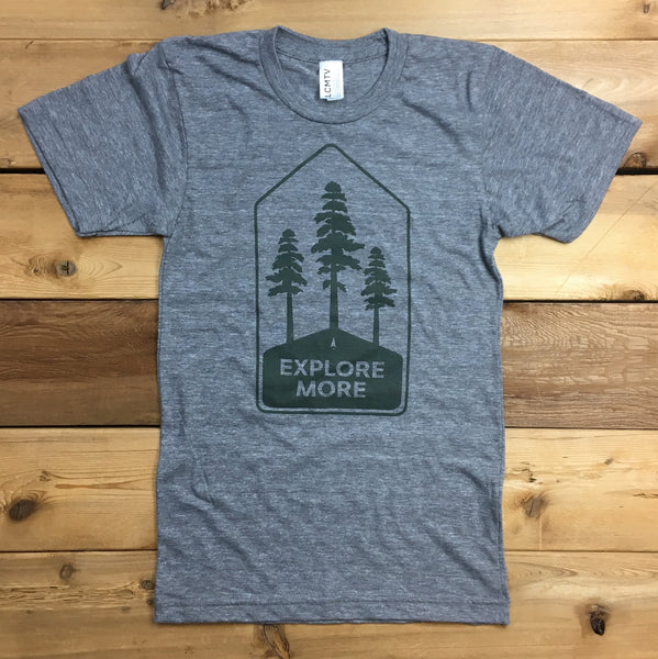 Explore More Tee - Men