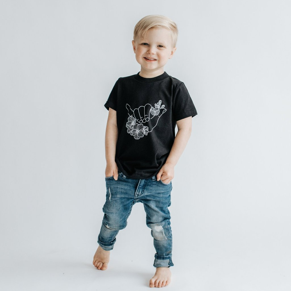 Shaka + Dogwood T-Shirt - Kids