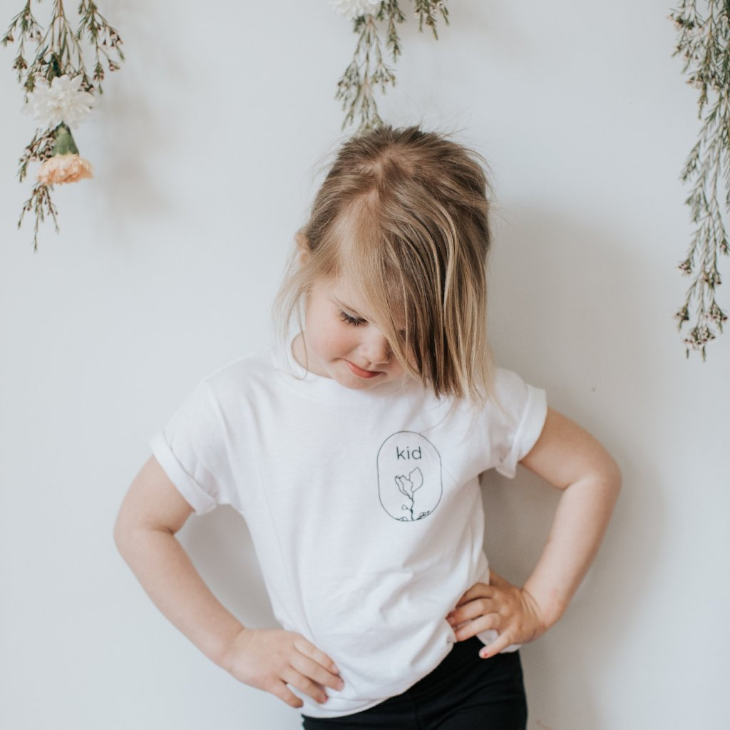 kid Tee - Kids Sizes