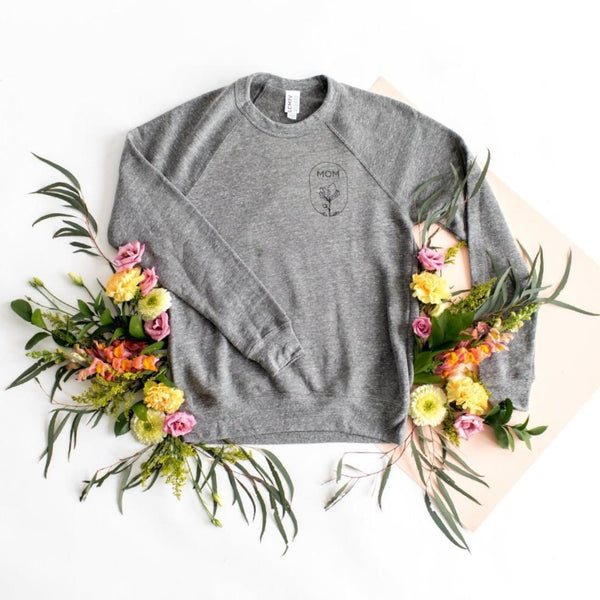 MOM Crewneck - Unisex Sizing