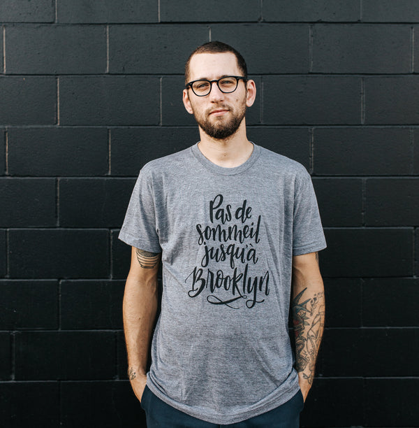 Men's No Sleep Till Brooklyn Tshirt