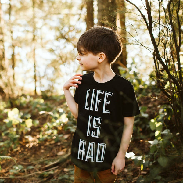 Life is Rad Tee - Youth