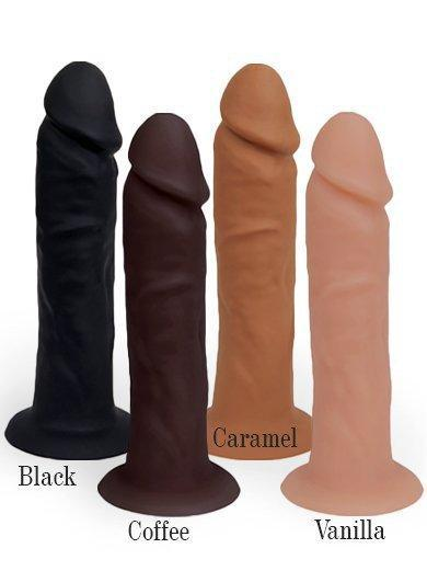 Captain Firm Core Silicone Dildo