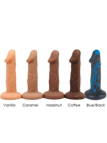 Shilo Silicone Pack And Play Dildo