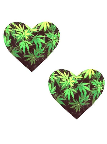 Neva Nude Awesome Weed Pasties