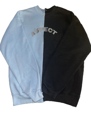 Aspect's Day & Night Arch Crewneck