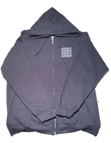 Aspect's Chillwear Zip-Up Jacket - Black Edition