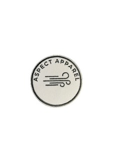 Aspect's Iron-On Logo Patch