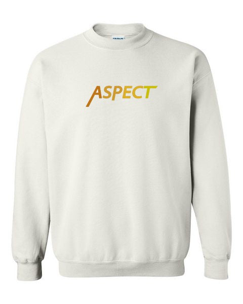 Aspect's Orange-Yellow Crewneck Fade