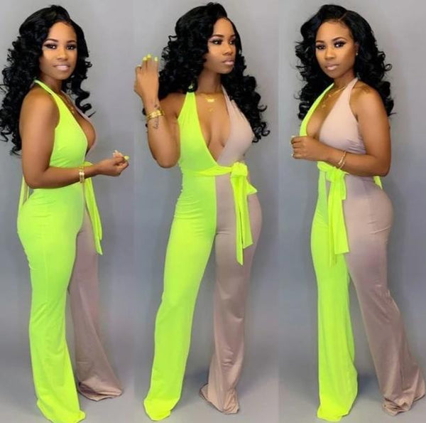 Summer Jumpsuit for Women (Plus Size available)