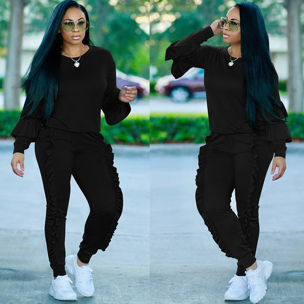 TWO PIECE SET Jogger Suit