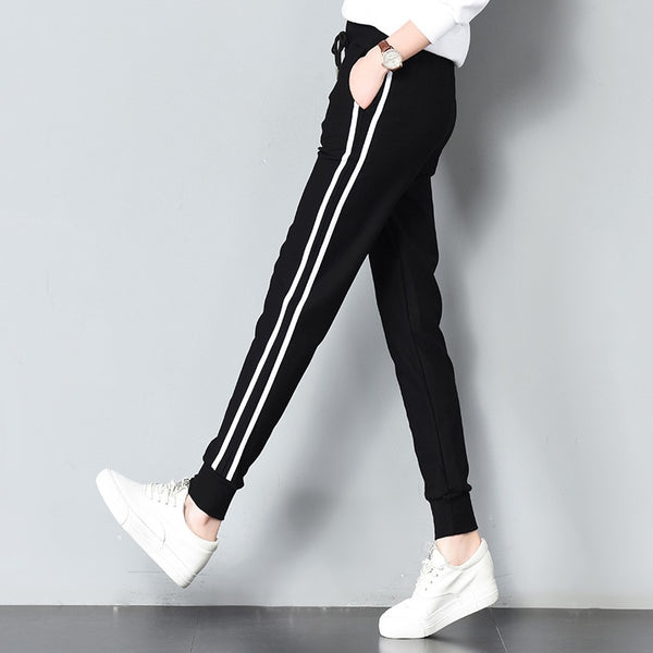 Double Striped Sweatpants