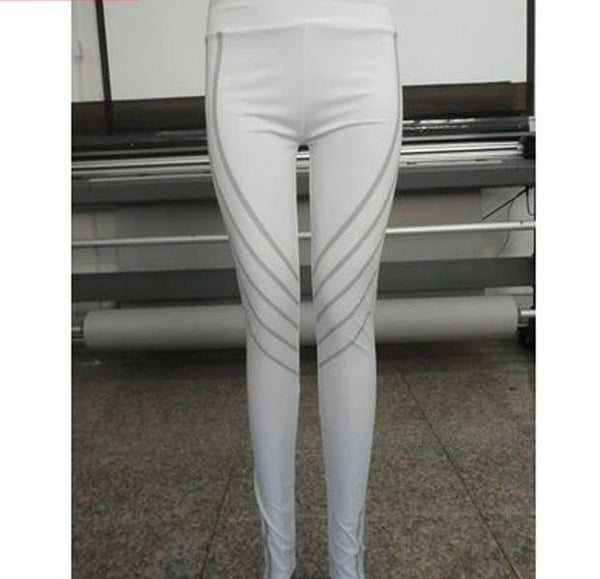 Women Slim High Waist  Leggings (plus size available)