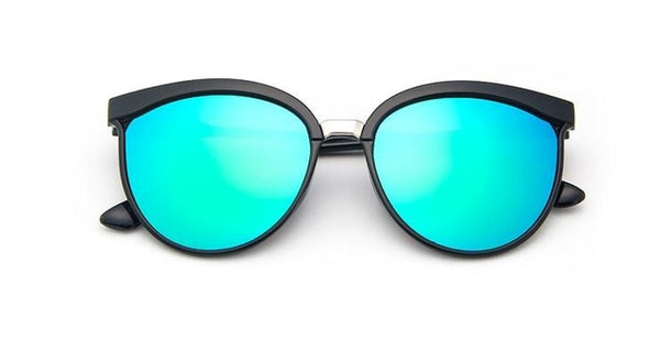 Coating Mirror Sun Glasses UV400