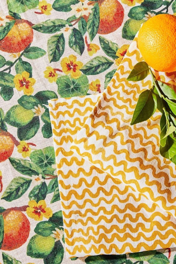 ORANGES MULTI Table Cloth