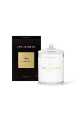 ARABIAN NIGHTS - WHITE OUD - 380g - CrateExpectations