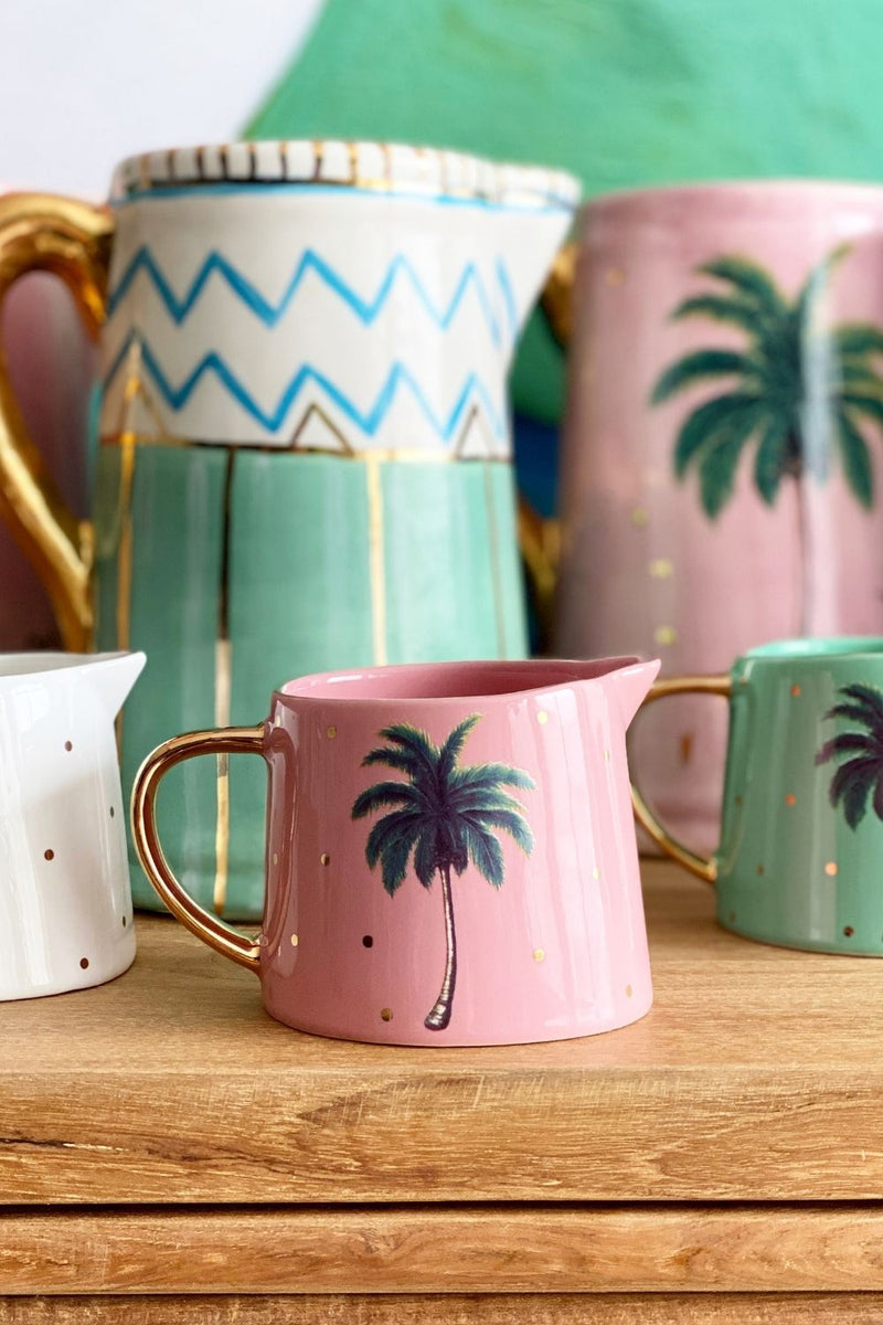 MINI PALM JUG - PINK