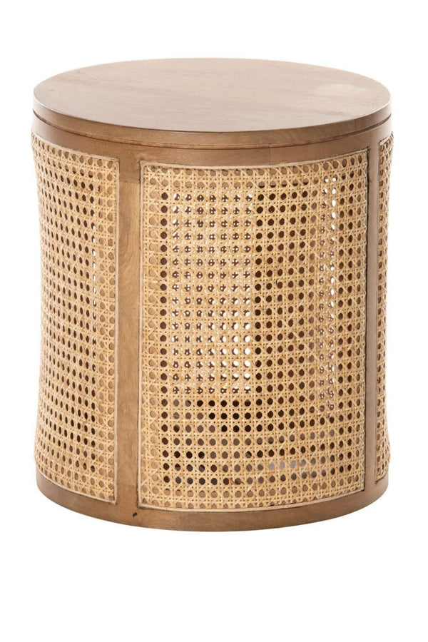 Santali Side Table - Natural