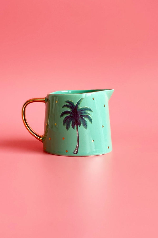 MINI PALM JUG - GREEN