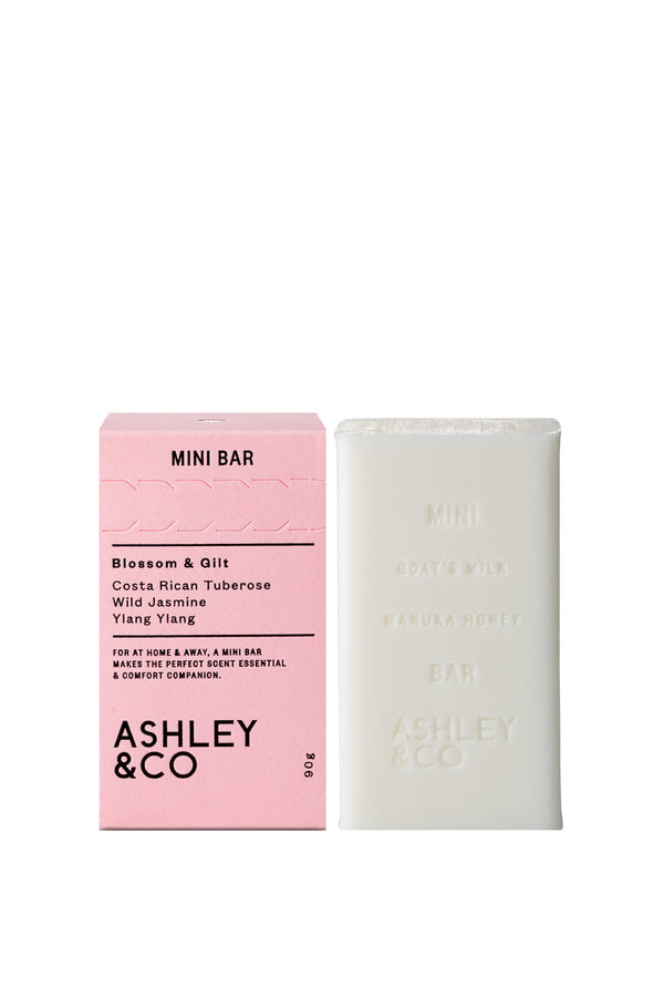 MINI BAR BLOSSOM & GILT - CrateExpectations