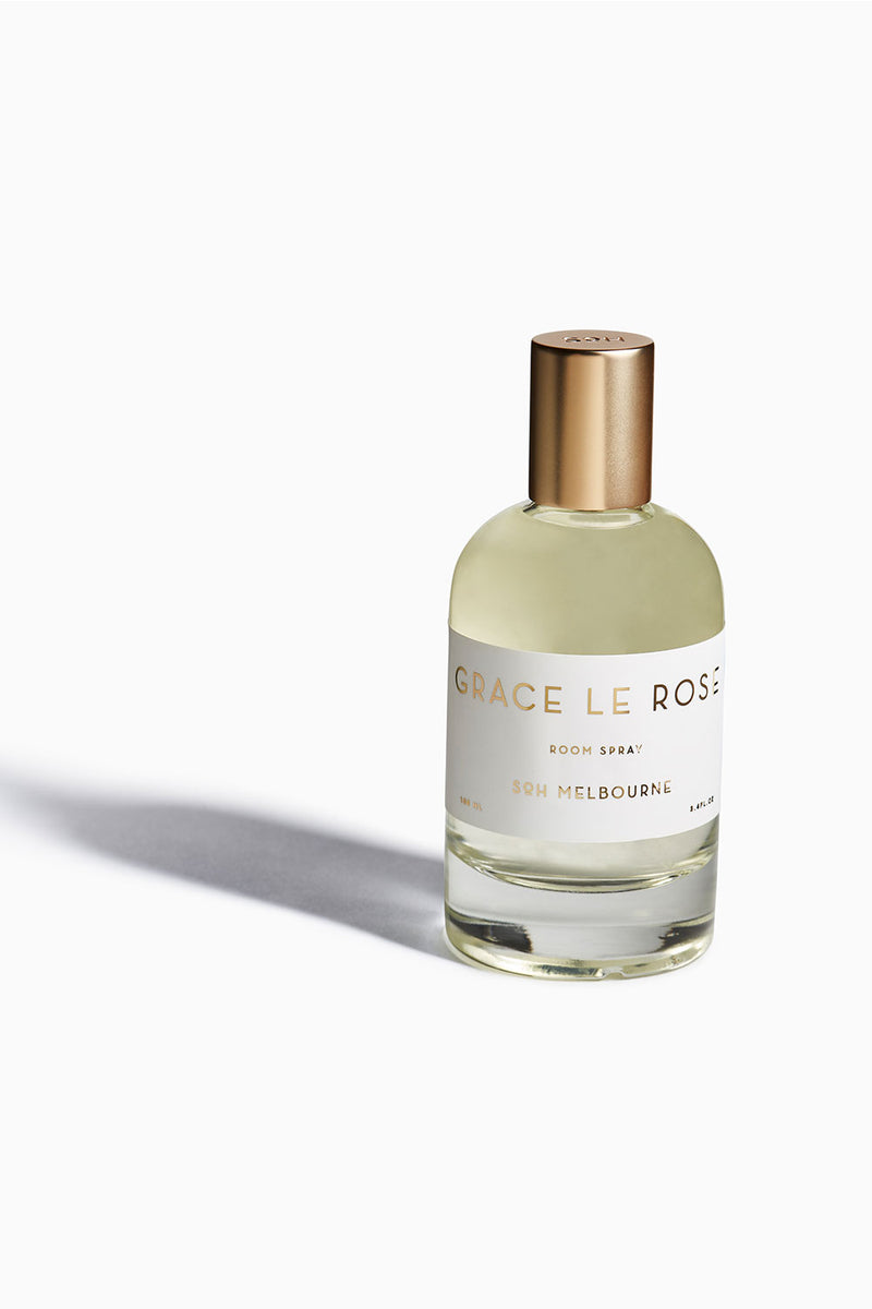 GRACE LE ROSE ROOM SPRAY - CrateExpectations
