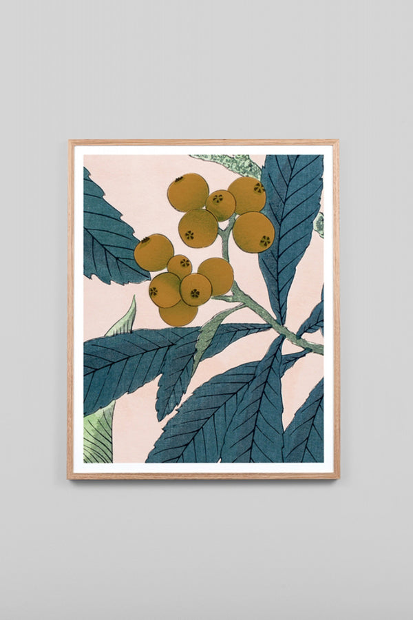 CALLA LILLY WOODBLOCK 1 - CrateExpectations