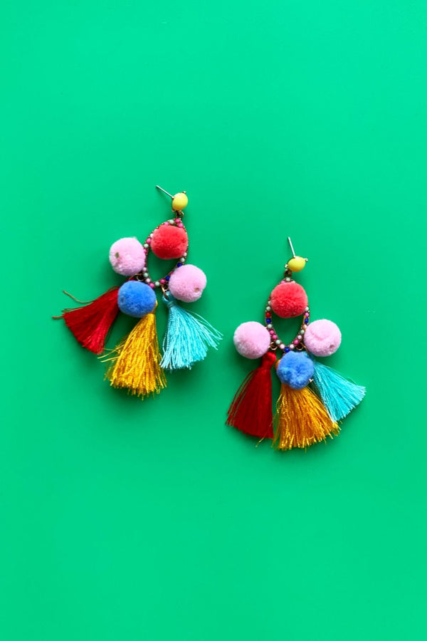KIT COLOURS EARRINGS