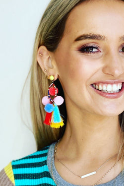 KIT COLOUR EARRINGS