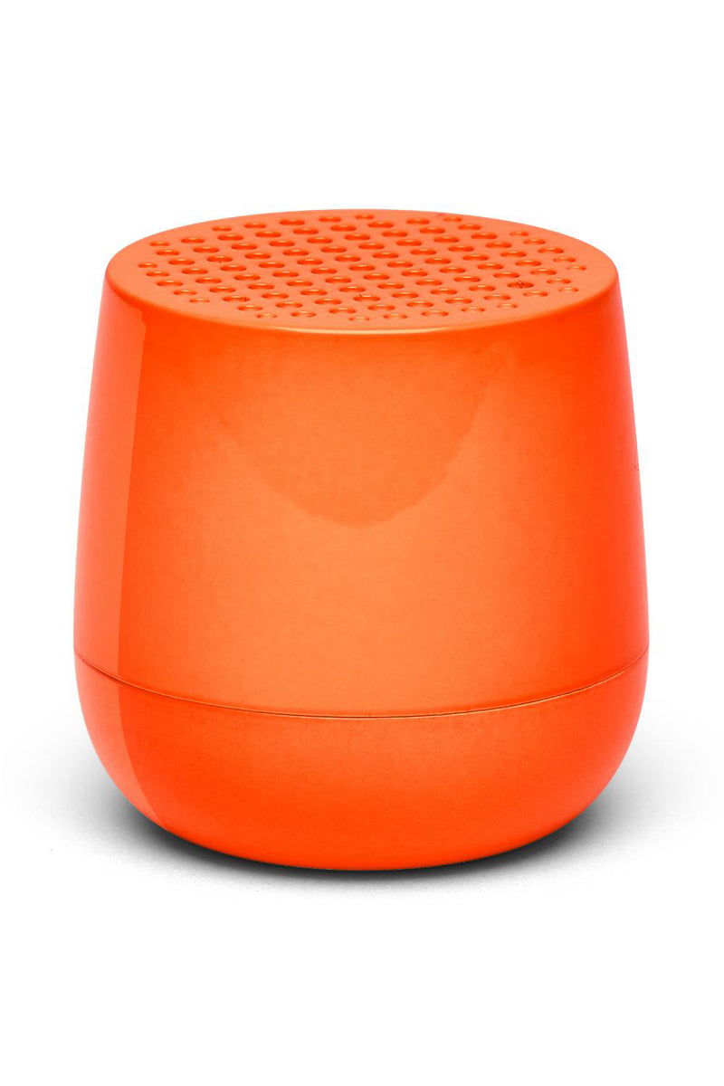 Lexon Mini Speaker - Fluro Orange