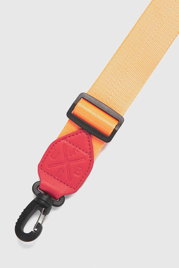 FIRST BASE - WEBBING BAG STRAP -HIGH ALERT ORANGE - PRE-ORDER MID TO LATE MAY