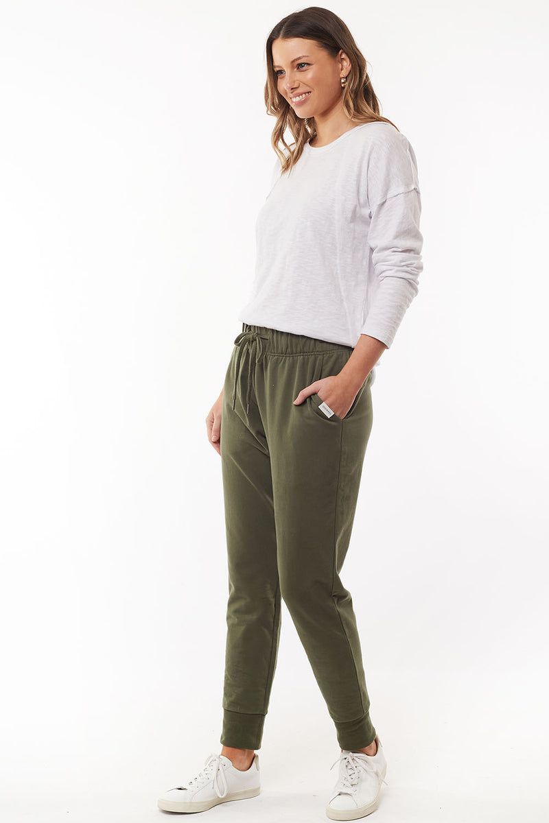 Elm - Foxwood Lazy Days Pant - Khaki