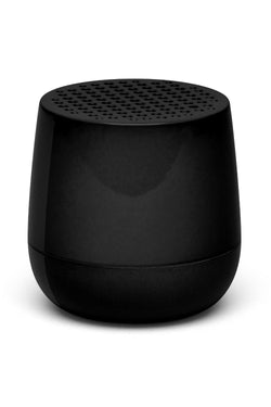 Lexon Mini Speaker - Black Glossy