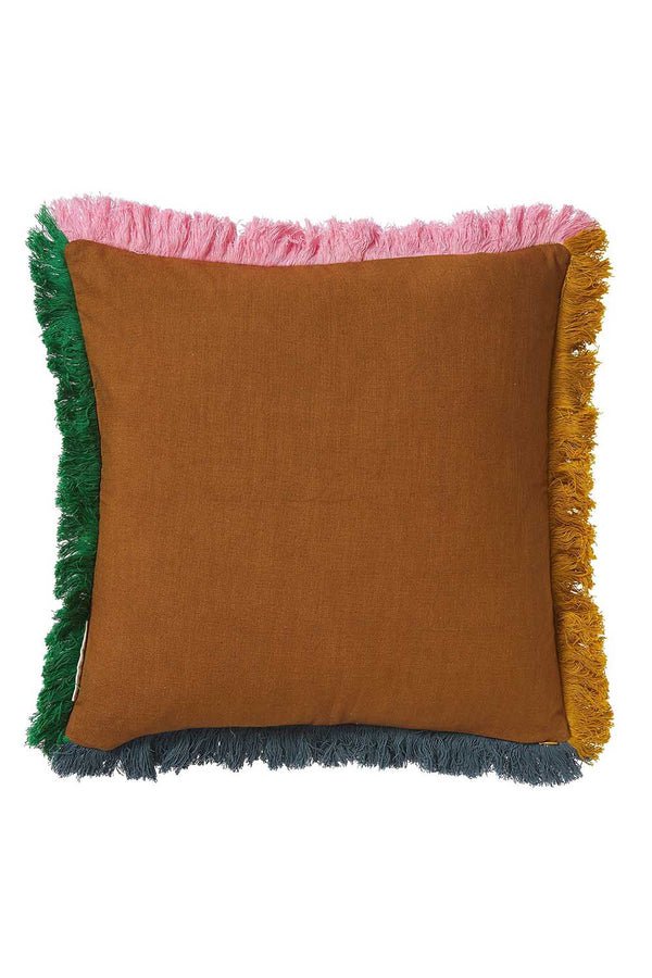 LENKA CHAINSTITCH CUSHION