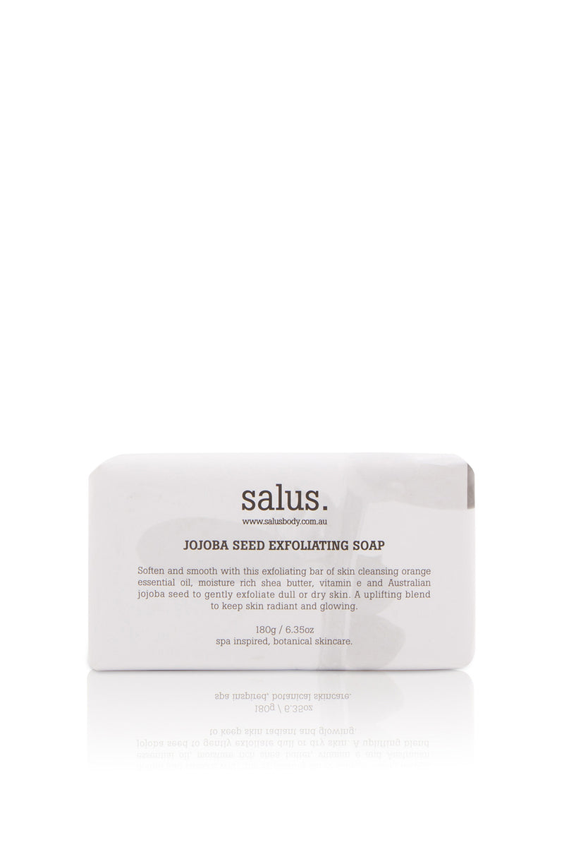 JOJOBA SEED EXFOLIATING SOAP - CrateExpectations