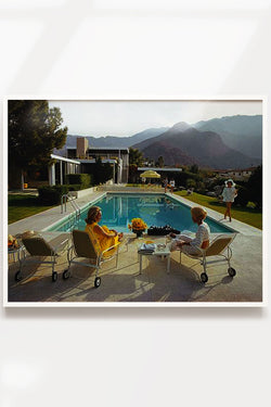 POOLSIDE GOSSIP - CrateExpectations