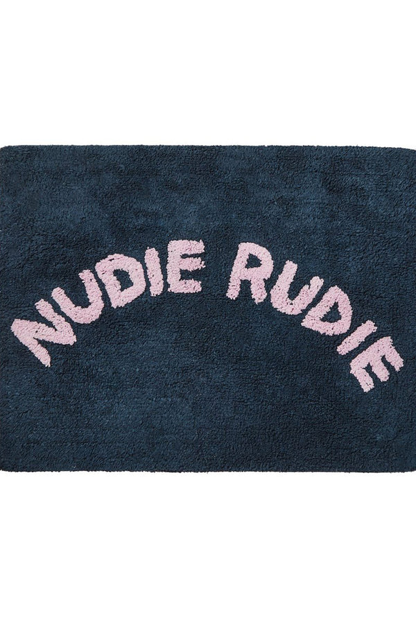 TULA NUDIE BATH MAT - DENIM - CrateExpectations