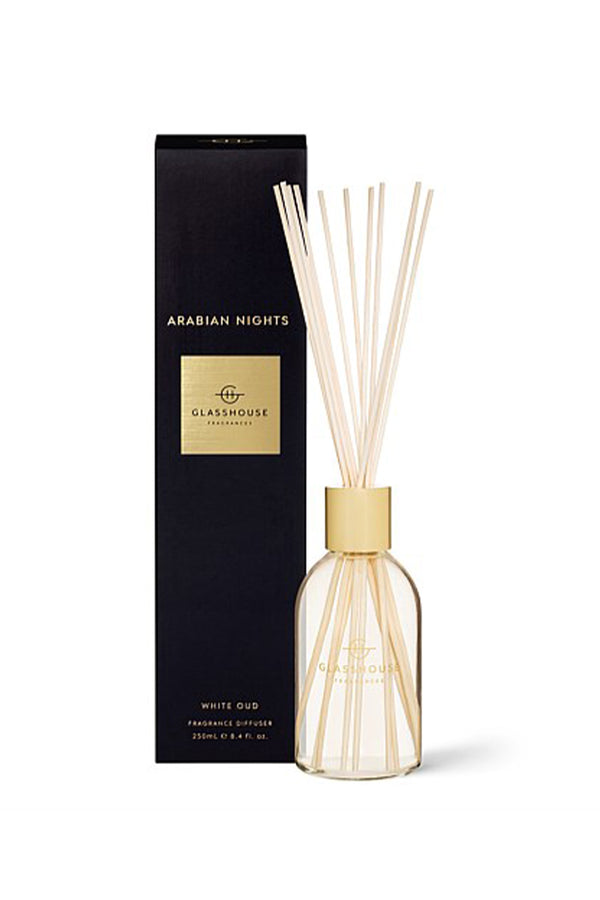 DIFFUSER - ARABIAN NIGHTS - WHITE OUD