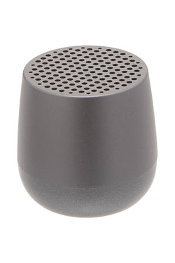 Lexon Mini Speaker - Gun Metal - CrateExpectations