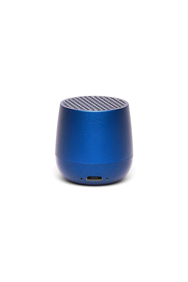 Lexon Mini Speaker - Blue - CrateExpectations