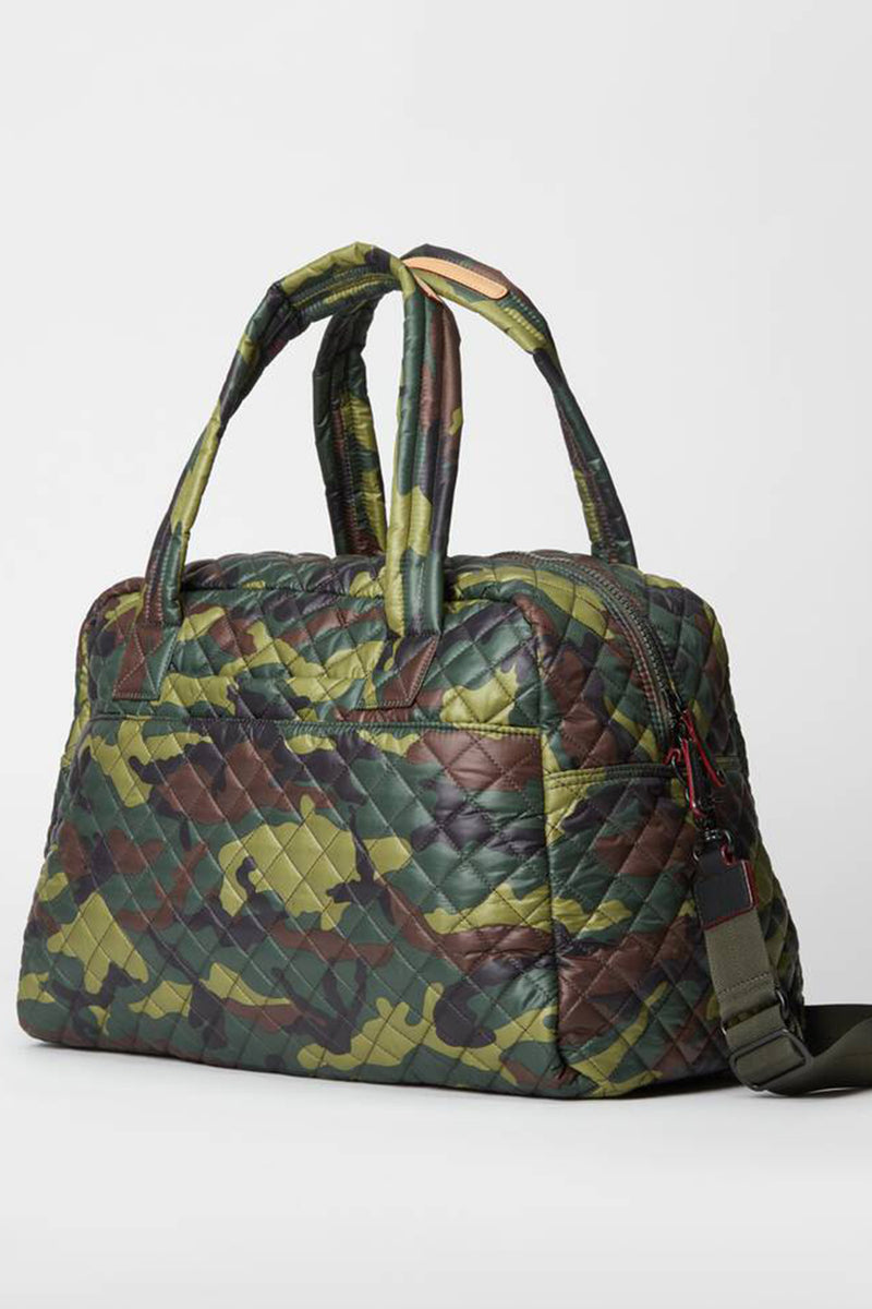 MZ WALLACE - TRAVEL JIMMY - GREEN CAMO