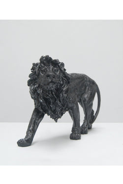 Walking Lion - Black