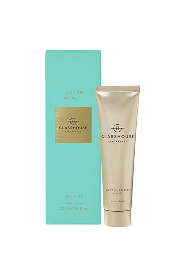 HAND CREAM - LOST IN AMALFI - SEA MIST - CrateExpectations