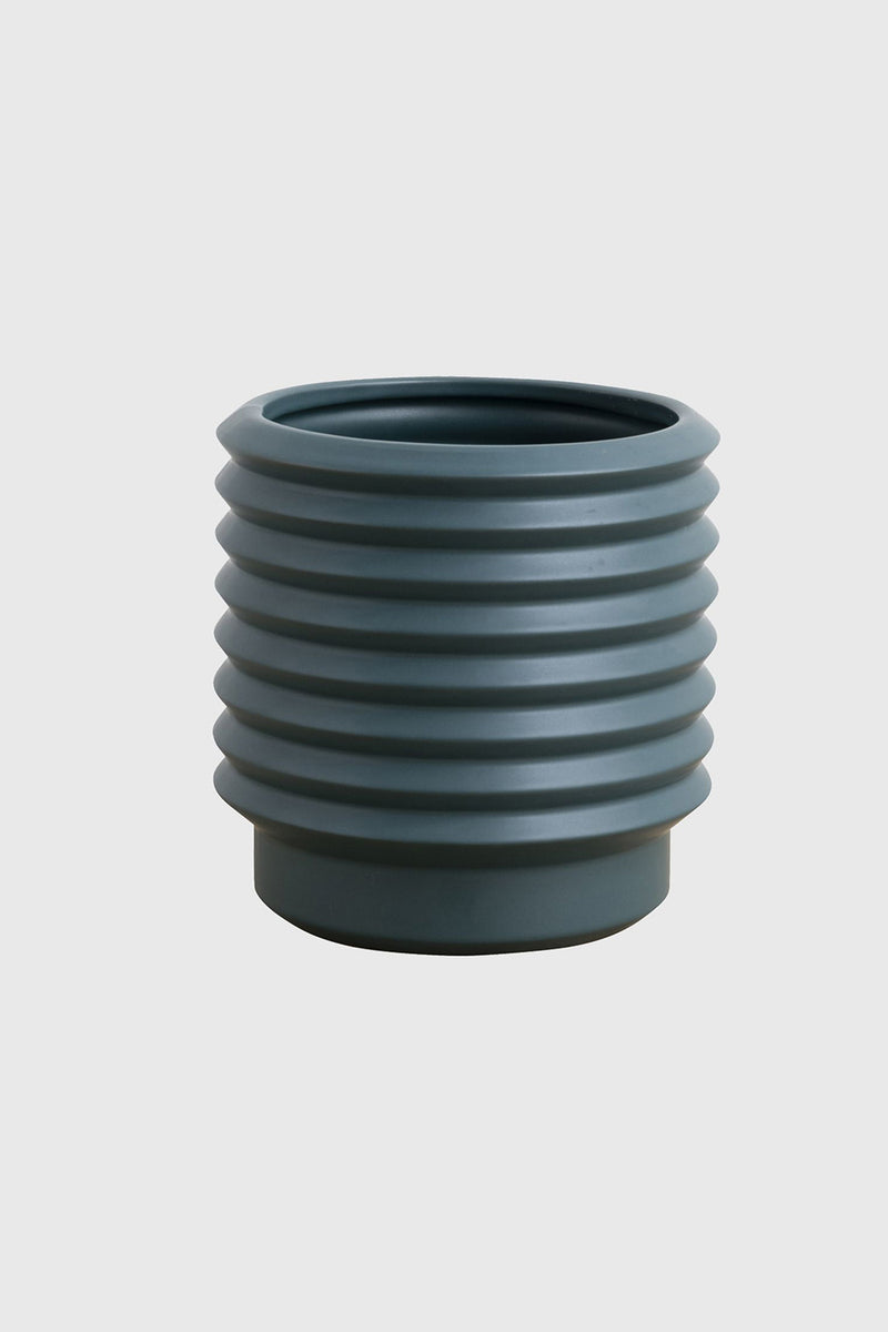 BERLIN PLANTER TEAL - MEDIUM