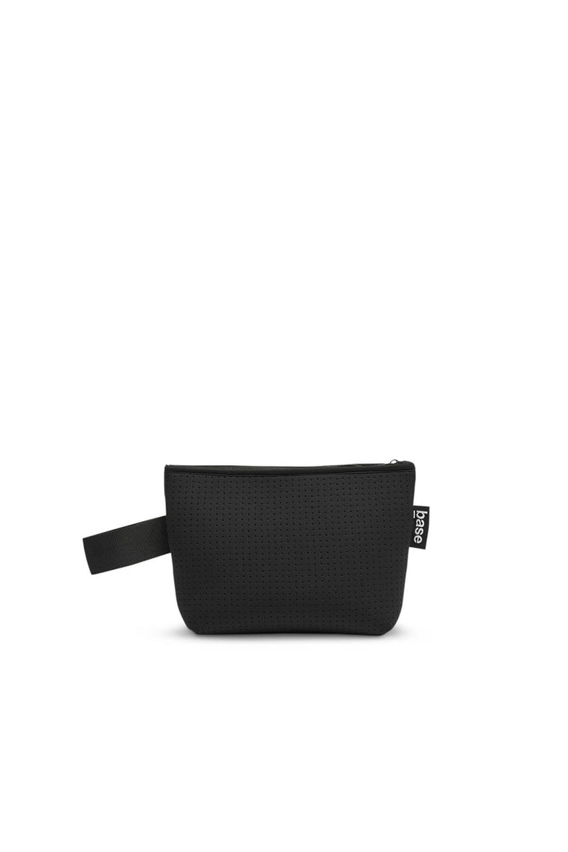 STASH BASE SMALL - BLACK - COSMETIC BAG