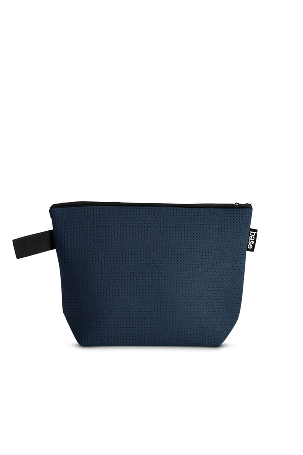 STASH BASE LARGE - NAVY - OVERSIZSED COSMETIC BAG